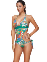 Elegant Inspired One Piece Swimsuit KL832110