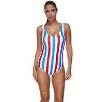 Women's Push Up Pad One-piece Swimsuit KL832060