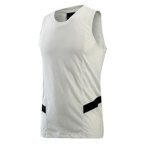 JORDAN23 Cotton Basketball Training Vest White KL782100