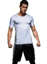 Men's Training Tech Fit Baselayer Short Sleeve Top KL722330