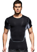 Men's Breathable Mesh Gym Tops KL722360