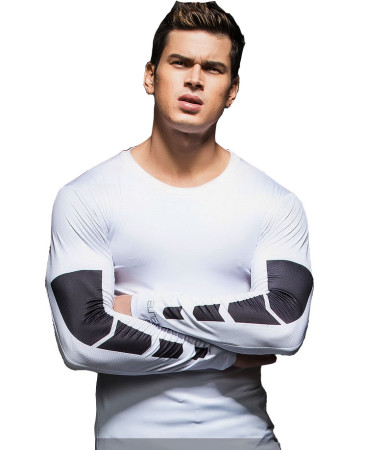 Running Protective Fitness Thin T-shirt KL722390