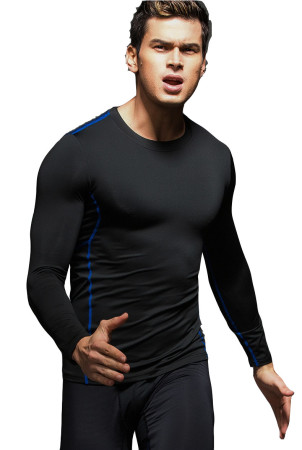 Outdoor Running Basketball PRO Long Sleeve T-shirt KL722380