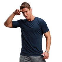 Men's HyperDri Short Sleeve T-Shirt Athletic Running Top KL732260