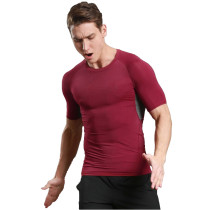 Men's Sport Quick Dry Short Sleeves T-Shirt Tees Tops KL732270