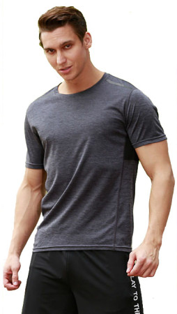 Athletic All Sport Training Short Sleeve Shirt KL732320