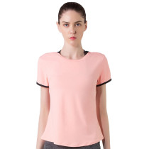 Sports ATHLETE Women Short Sleeve Shirts KL632150