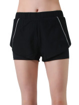 Women Quick Dry Yoga Running Fitness Shorts KL662230
