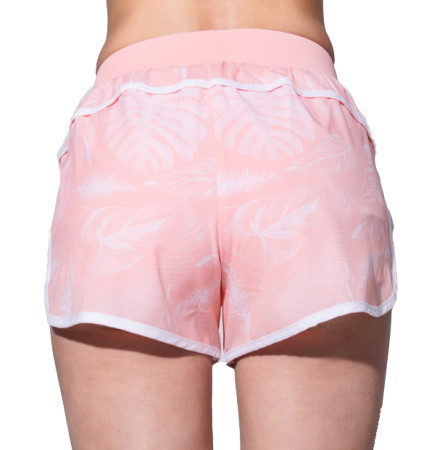 Women Shorts Running Fast dry Security Shorts Pink KL662250