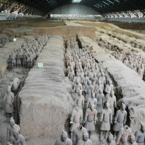 ​​​​One Day Xian Tour to Terracotta Warriors