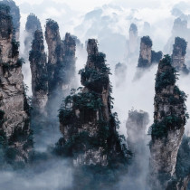Tour From Beijing to Zhangjiajie and back to Beijing 7 days private guided tour