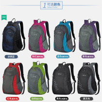 Light ,high capacity and water proof backpack for travelers