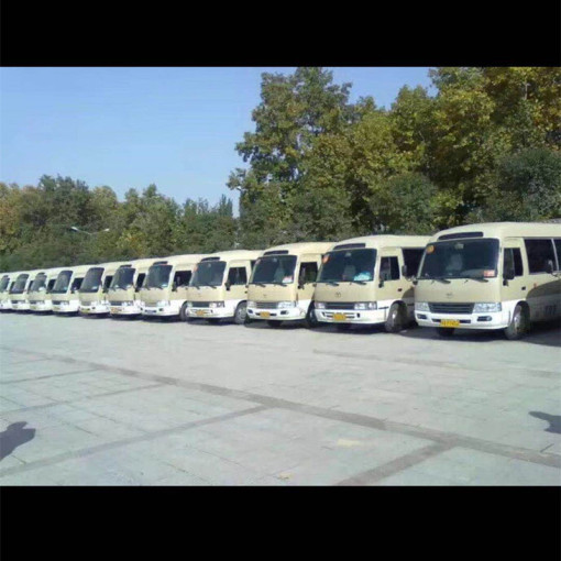 Beijing 19 to 29 seat bus rental service