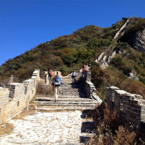 Jiankou Great Wall One Day Tour