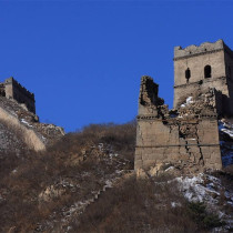 Badaling Remnant Great Wall and Ancient Cliff House One Day Tour