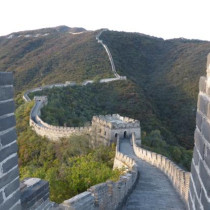 Hiking from Jiankou to Mutianyu Great Wall One Day Tour