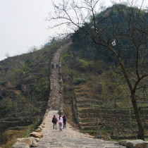 Hiking Jiangjunguan Great Wall One Day Tour