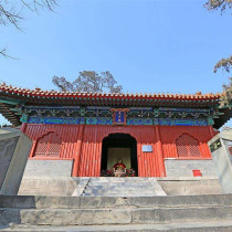 Fahai Temple,Tianyi Tomb and Beijing Shijingshan Amusement Park​ One Day Tour