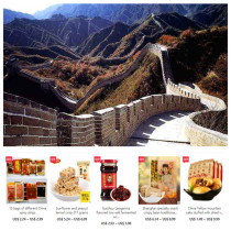 Beijing private one day tour to Badaling Great Wall with 1 to 10 US Dollars free gift