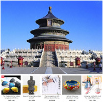 Temple of Heaven private guided half day tour with a free gift for each client from 1 to 10 US Dollars