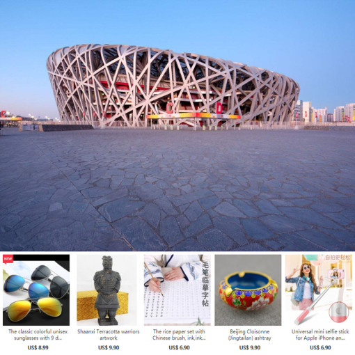 Beijing Olympic Sites and Beijing CBD Layover Tour