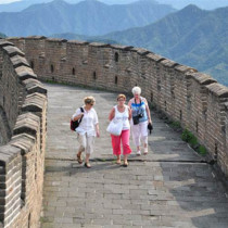 Mutianyu Great Wall Tour plus comedy show