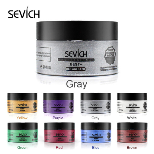 hair coloring wax styling mud dye cream hair gel