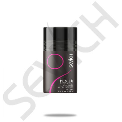 Hair Building Fiber 12g(10 colors)