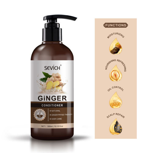 Ginger Conditioner 500ml Sevich GINGER Anti-HairLoss Conditioner Help For Hair Loss Treatment