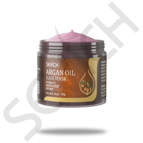 80g Argan Oil Hair Mask Repair Damaged Hair Nourishing Hair Mask For Dry Hair