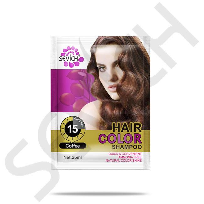 Hair Сolor Shampoo(4 colors)