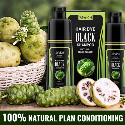 Hair Dye Black Shampoo