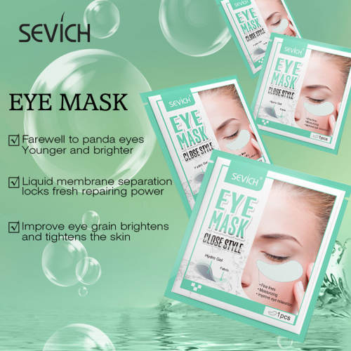 Eye Mask Open Style & Eye Mask Close Style Sevich 10 paris Anti Wrinkle Eye Gel Patches Moisturizing Remove Dark Circles Under Eye Patches Eye Skin Care Firming Eey Mask