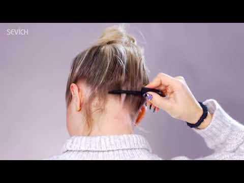 Finishing Hair Cream Sevich 12ml Broken hair finishing stick Unisex finishing hair cream for broken Quickly Finishing Broken Hair Lasting Sticks