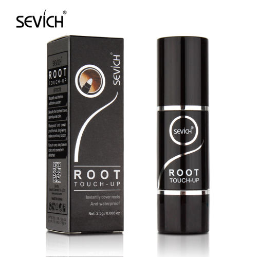 Sevich 5 Colors Hairline Powder Stick 2.5g Hairline Shadow Cover Up Fill In Thinning Hair Unisex Hairline Shadow Powder