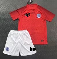 2018 Russia World Cup Adult England Away Soccer Kits Men Soccer Uniforms Customization Name Number Football Jerseys