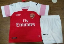 e3a7c36c2 2018/19 AAA Men Arsenal Home Red Soccer Uniforms Adult Football Kits