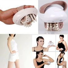 3D Electric Body Massager Roller Slimmer Fat Burner Spa Machine Loss Weight Kits