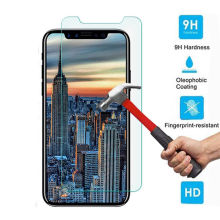 9H Premium Tempered Glass Screen Protector Guard Shield Saver For Apple iPhone X