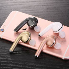 Wireless Bluetooth Headset Stereo Earphone Mic Ear Pods For Apple iPhone 7 Plus