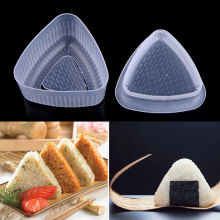 1pc Triangle Form Mould Sushi DIY Onigiri Rice Ball Bento Press Maker Mold Tool