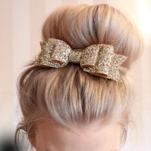 Baby Girls Headband Bow Flower Elastic Hair Band Accessories Cute Headwear
