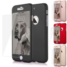 Full Body Protective 360° Shockproof Case Hard Slim Cover For iPhone 6 6s 7 Plus