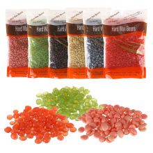 300g Pearl Hard Wax Beans/ Brazilian Granules Hot Film Wax Bead Hair Removal Wax
