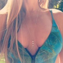 Women Accessories Bikini Crossover Waist Belly Harness Body Chain Necklace