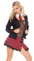 More than sets of uniforms temptation sexy school girl Costume