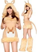 Lovely Australian Kangaroo Role-playing Costumes