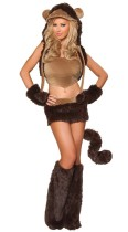 Brown Monkey Exclusive Animal Costume
