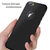 Funda Case Carcasa TPU Iphone 6 6S 7 Y 8 Plus Lujo Magnetica