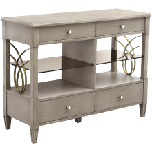 Savannah double side cabinet